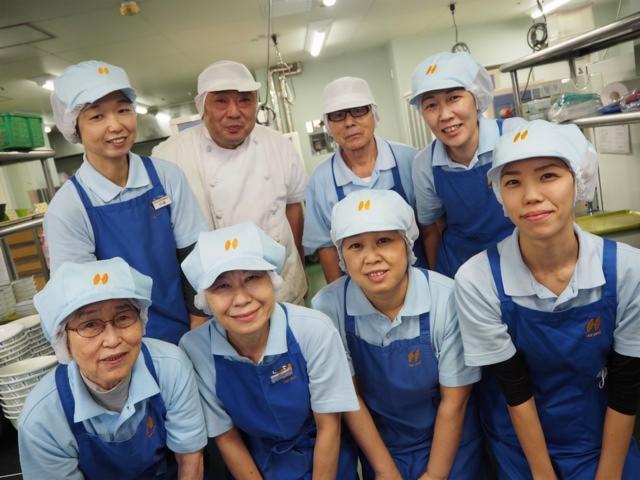 ハーベスト株式会社 堺市堺区の保育園内食堂の画像・写真