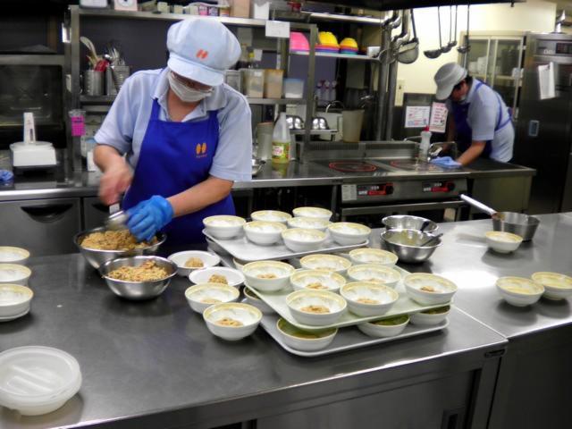 ハーベスト株式会社 ハーベスト湘南工場 調理部の画像・写真