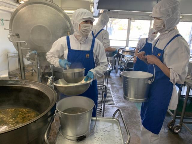 ハーベスト株式会社 能登川学校給食センター店の画像・写真