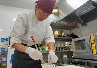 ハーベスト株式会社 尼崎市塚口本町のデイサービス内厨房の画像・写真